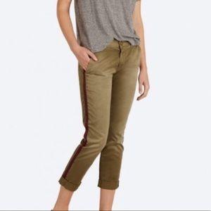 CURRENT/ELLIOTT The Buddy Trouser Sz. 24 EUC